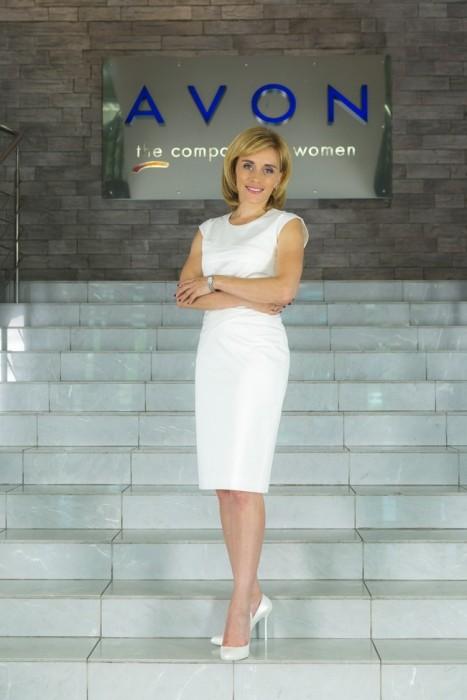 Елена Старкова Генеральный директор Эйвон Россия