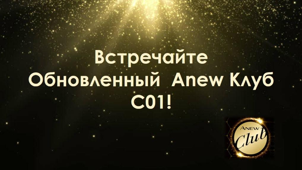 обновленный anew клуб эйвон 2018