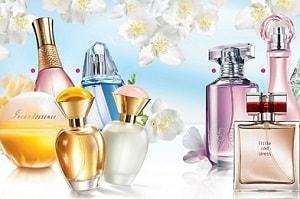 пробные образцы парфюмерии Эйвон